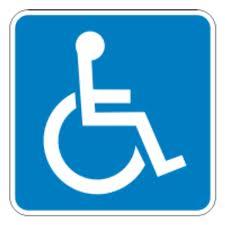 uluslar arası engelli simgesi